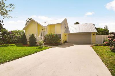 Jupiter Single Family Home For Sale: 18289 Jupiter Landings Drive