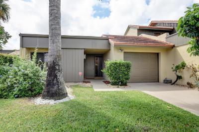 Boynton Beach Single Family Home For Sale: 11159 Oakdale Road
