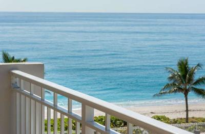 Highland Beach Condo For Sale: 3215 S Ocean Boulevard #405