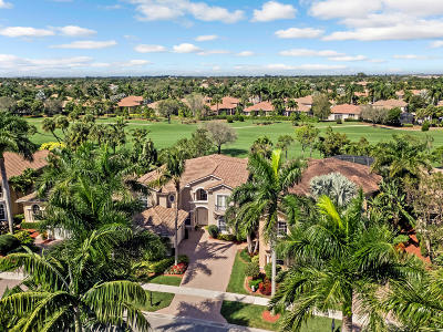 Delray Beach Single Family Home For Sale: 8095 Valhalla Drive