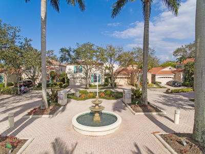 Palm Beach Gardens Single Family Home For Sale: 59 Via Del Corso
