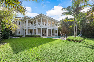 Palm Beach County Single Family Home For Sale: 600 Seasage Drive