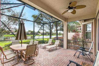 Boynton Beach Single Family Home For Sale: 9588 Hunterston Drive