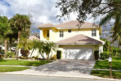 Royal Palm Beach Single Family Home For Sale: 101 Cypress Trace