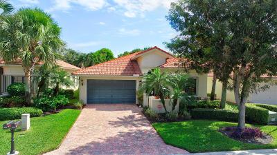 Boynton Beach Single Family Home For Sale: 10166 Noceto Way