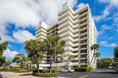 Highland Beach Condo For Sale: 4600 S Ocean Boulevard #602