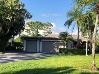 Palm Beach Gardens Single Family Home Contingent: 13204 Eastpointe Way