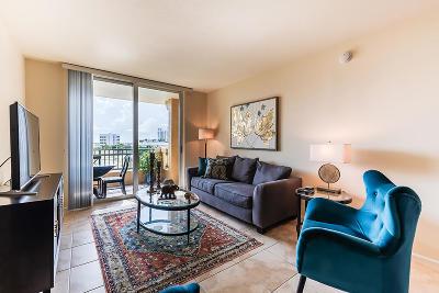 West Palm Beach Condo For Sale: 403 S Sapodilla Avenue #408