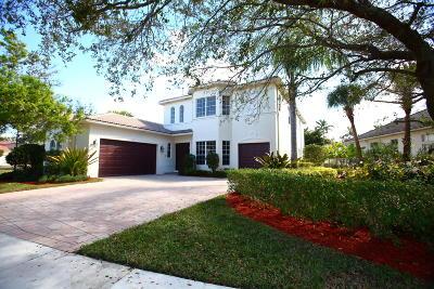 Wellington Single Family Home For Sale: 1218 Creekside Drive
