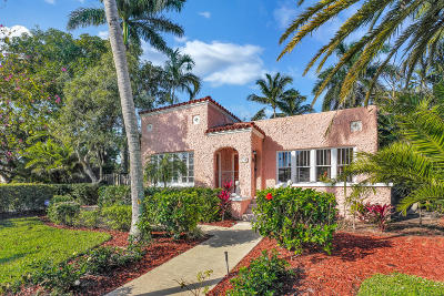 Delray Beach Single Family Home Contingent: 714 NE 2nd Avenue