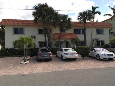 Highland Beach Rental Contingent: 1024 Bel Air Drive #2