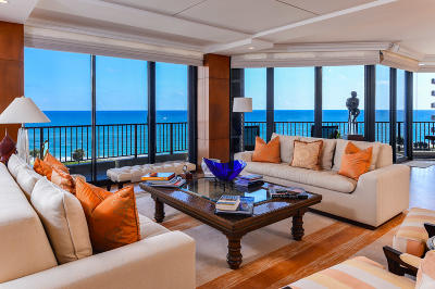 Juno Beach Condo For Sale: 570 Ocean Drive #601