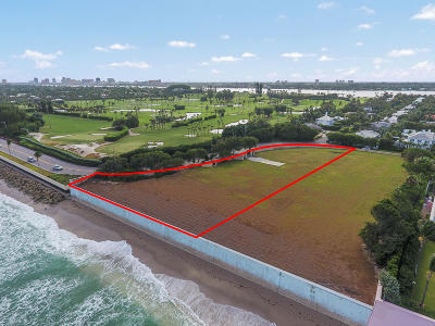 Palm Beach FL Residential Lots & Land For Sale: $27,500,000