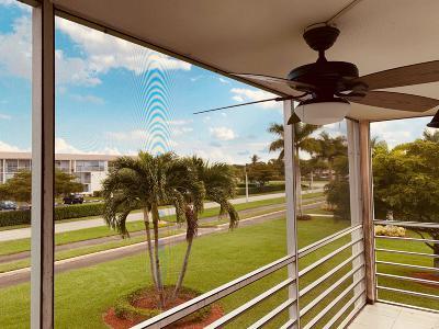 Boca Raton Condo For Sale: 144 Suffolk D