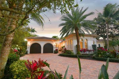 Palm Beach Gardens Single Family Home For Sale: 11318 Caladium Lane