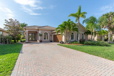 Royal Palm Beach Single Family Home For Sale: 150 Bella Vista Way