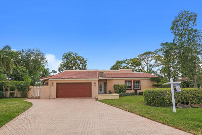 Coral Springs Single Family Home For Sale: 8446 NW 16 Street