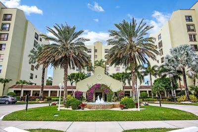 Boca Raton Condo For Sale: 7235 Promenade Drive #301