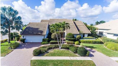 Bocaire, Bocaire Cc, Bocaire Golf Club, Bocaire Golf Club 1, Bocaire Golf Club 2 Single Family Home For Sale: 17191 Shaddock Lane
