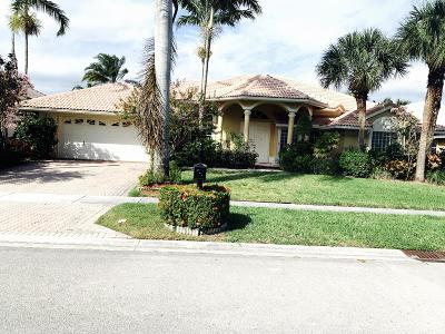 Boca Raton Single Family Home For Sale: 20113 Ocean Key Drive