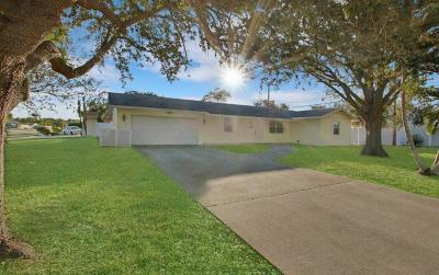 Palm Beach Gardens Single Family Home For Sale: 678 Riverside Drive