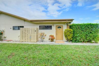 Delray Beach Single Family Home For Sale: 2930 NW 12th Street #A