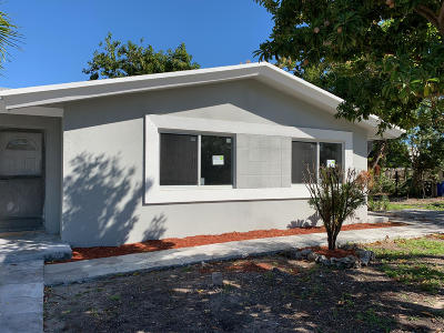 Fort Lauderdale Single Family Home Contingent: 1400 NW 9th Avenue