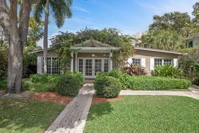 West Palm Beach Single Family Home For Sale: 281 Flamingo Drive