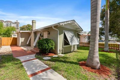 West Palm Beach Single Family Home For Sale: 509 Street