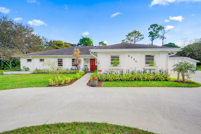 Palm Beach Gardens Single Family Home For Sale: 5240 Travelers Way