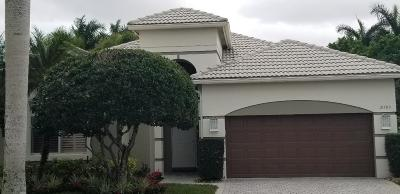 West Palm Beach Single Family Home For Sale: 10780 Grande Boulevard