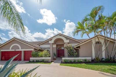 Coral Springs Single Family Home For Sale: 9678 Springs Way