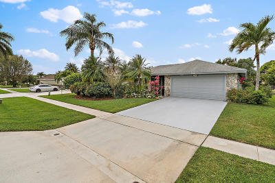 Royal Palm Beach Single Family Home For Sale: 286 Las Palmas Street