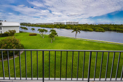 Palm Beach Condo For Sale: 2185 Ibis Isle Road #12
