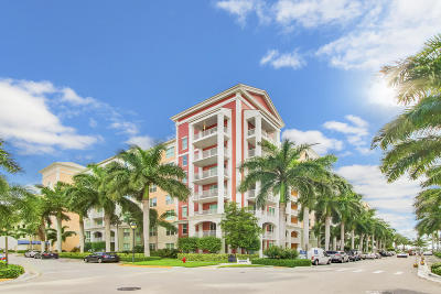 Lantana Condo For Sale: 804 E Windward Way #Ph06