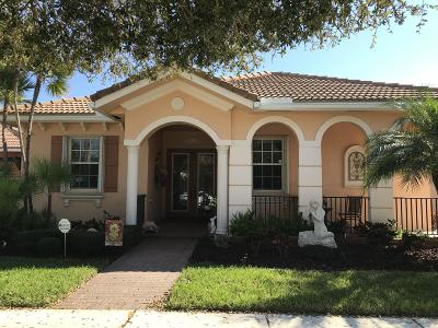 Jupiter Single Family Home For Sale: 106 Via Veracruz