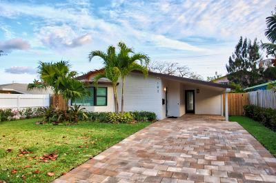 Delray Beach Single Family Home For Sale: 102 NE 5th Street
