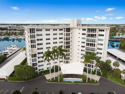 Delray Beach Condo For Sale: 86 Macfarlane Drive #8h