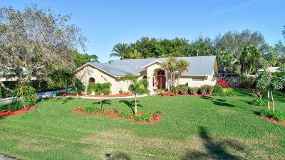 Stuart Single Family Home For Sale: 2489 NW Everglades Boulevard