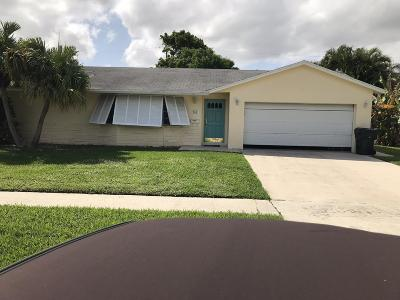 Boca Raton Single Family Home For Sale: 161 SW 11th Court