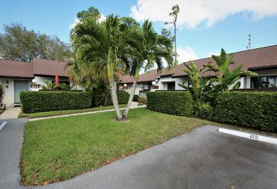 Royal Palm Beach Single Family Home Contingent: 214 Thorn Apple Court