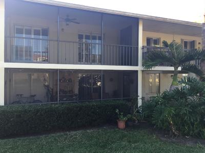 Jupiter Condo For Sale: 6560 Chasewood Drive #G