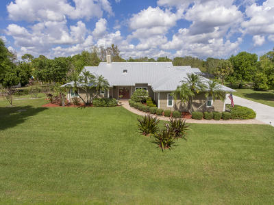 Palm City Single Family Home For Sale: 1153 SW Catalina Street