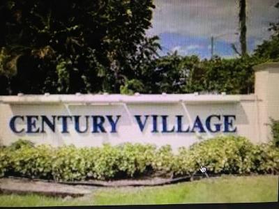 West Palm Beach Condo For Sale: 205 Norwich I