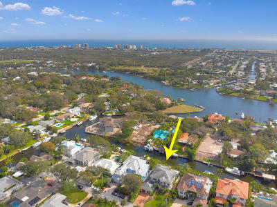 Palm Beach Gardens Single Family Home For Sale: 12888 Inshore Drive