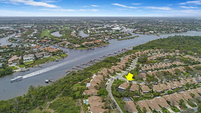 Jupiter Single Family Home Contingent: 301 Leeward Drive