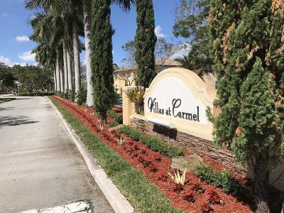 Miami-Dade County Condo For Sale: 3350 NE 13th Cir Drive #110-21