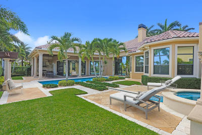 West Palm Beach Single Family Home For Sale: 7302 Horizon Drive