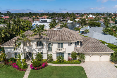 Boca Bay Colony Single Family Home For Sale: 7415 NE Bay Cove Court