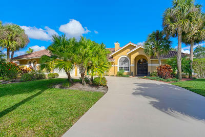 West Palm Beach Single Family Home For Sale: 8584 Wendy Lane W
